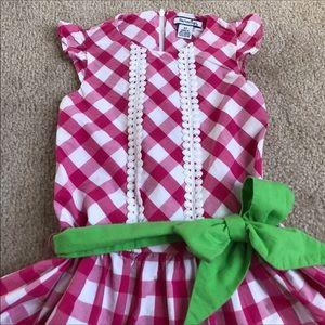 Baby girl drop waist dress 2T